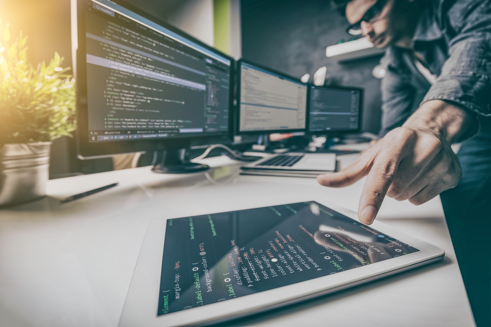 Webentwickler (m/w) gesucht